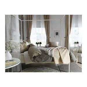 Ikea Linen Duvet Malou Duvet Cover And Pillowsham S Light Brown Duvet