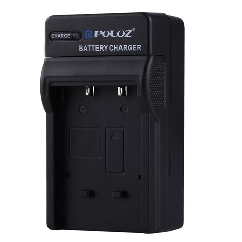 Nikon En El19 puluz 2 in 1 digital battery car charger for nikon