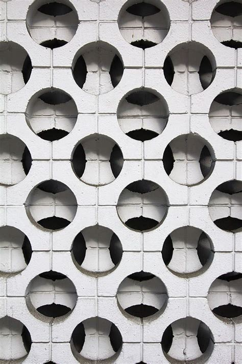 pattern in wall brutalist architecture cheek to cheek with modern designs
