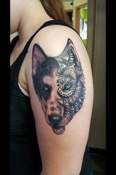 1000 Ideas About Husky Tattoo On Pinterest Tattoos Husky Paw Print Tattoos