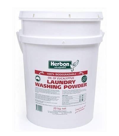 Timbangan Laundry 20 Kg herbon fragrance free laundry washing powder 20kg eco