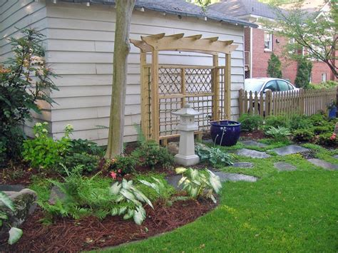 Landscaping Ideas Garage Area Landscape Solutions For Awkward Spaces Diy
