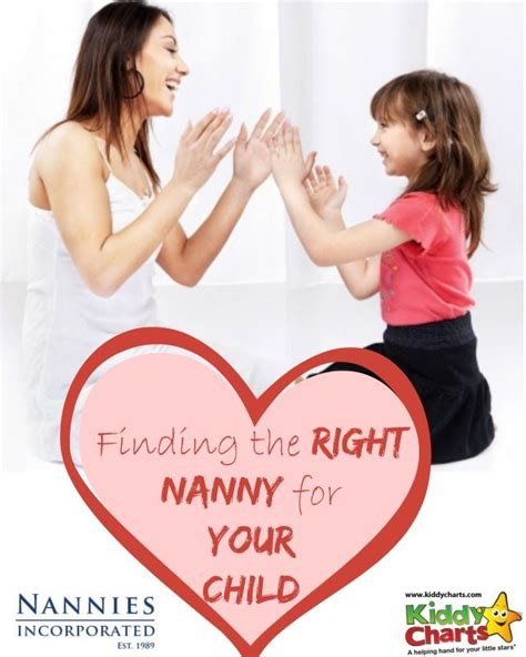 nannies inc finding the right childcare through a nanny