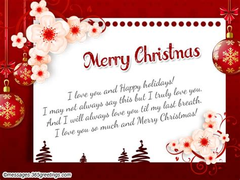 christmas love   wife greetingscom