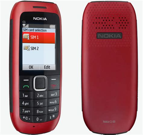 all nokia mobile price and features all mobile price and specifications nokia c1 00 mobile