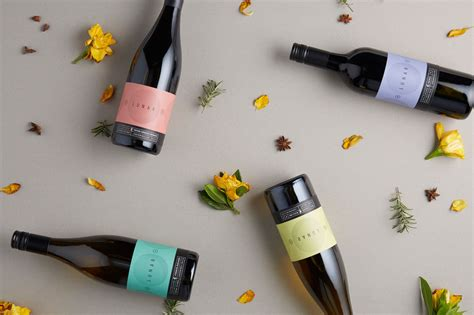 Happy Hour Project 3000 Syrah by Lunar Wines 2016 On Behance