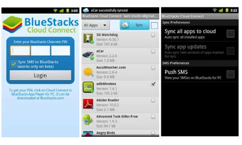 bluestacks enable app sync bluestacks android to windows most valuable software