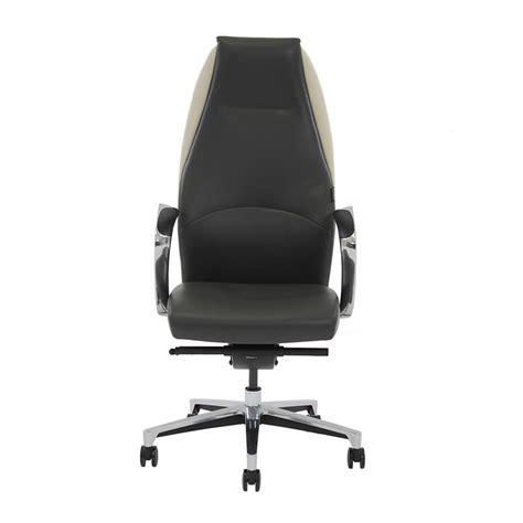 el dorado office furniture prector black white leather desk chair el dorado furniture