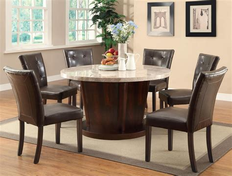 round dining room table sets dining room affordable solid wood round table dining room