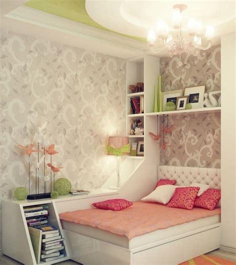 chambre fille romantique deco chambre ado fille romantique visuel 7
