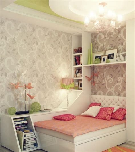 chambre ado romantique deco chambre ado fille romantique visuel 7