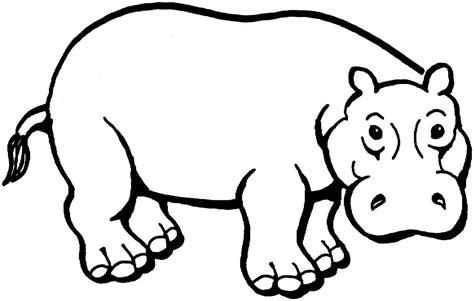 imagenes para colorear hipopotamo galer 237 a de im 225 genes dibujos de hipop 243 tamos para colorear