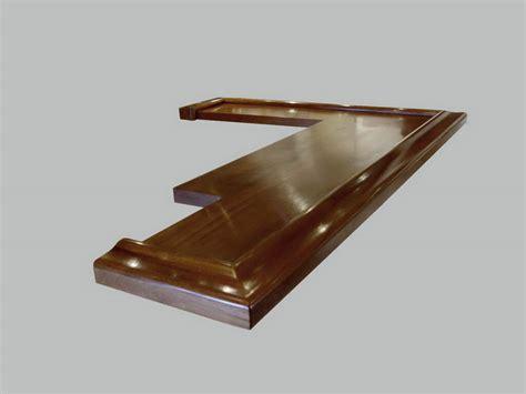 walnut bar top walnut bar top with matching rails brooks custom