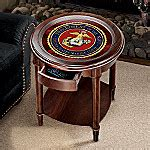 marine decorations for home usmc accent table marine corps home decor