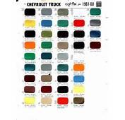 1966 Suburban Carryall Color  Panels N Burbs The Stovebolt Forums