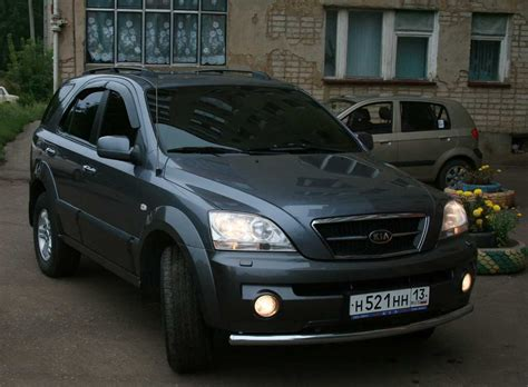 Kia Sorento 2005 Problems 2005 Kia Sorento Pictures 2 4l Gasoline Manual For Sale
