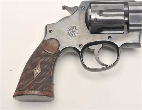 k d smith auctions smith and wesson 1st model hand ejector revolver 44 s w