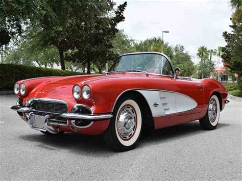 1958 to 1962 corvette for sale 1958 to 1962 chevrolet corvette for sale on classiccars