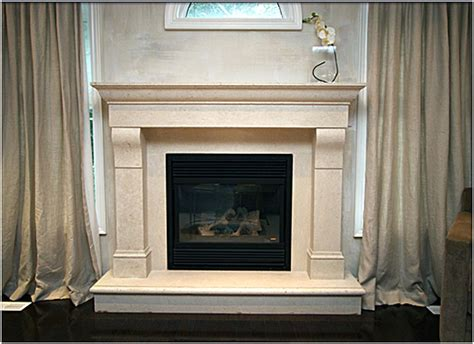 Electric Fireplace Faux by Electric Fireplace With Faux Fireplace Designs