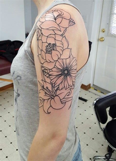 daisy and rose tattoo 1000 images about tattoos on