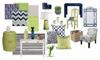 well nested interiors navy and lime oh me oh my