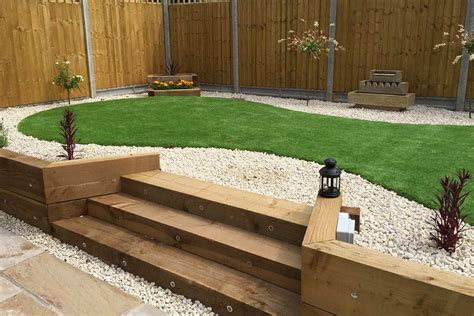 Garden Sleeper by Timber Structures For Practical Ornamental Features