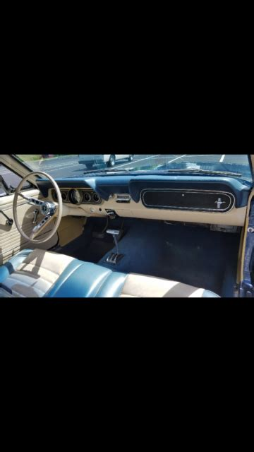 mustang bench seat 1966 mustang convertible with bench seat