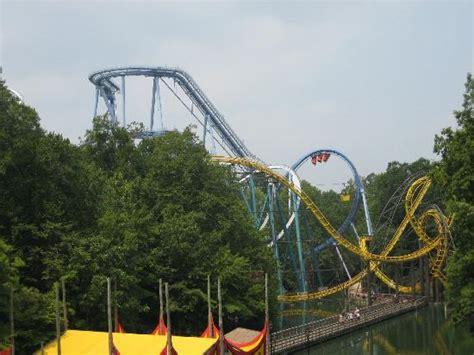 Busch Gardens New Roller Coaster by Roller Coaster Foto De Busch Gardens Williamsburg