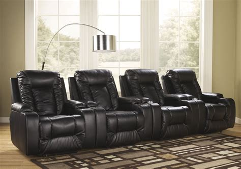 matinee durablend home theater seating  ashley