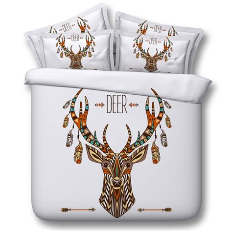 deer bedding set buy wholesale deer comforter set from china deer