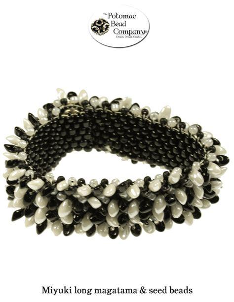potomac bead maga scale bracelet from the potomac bead company http