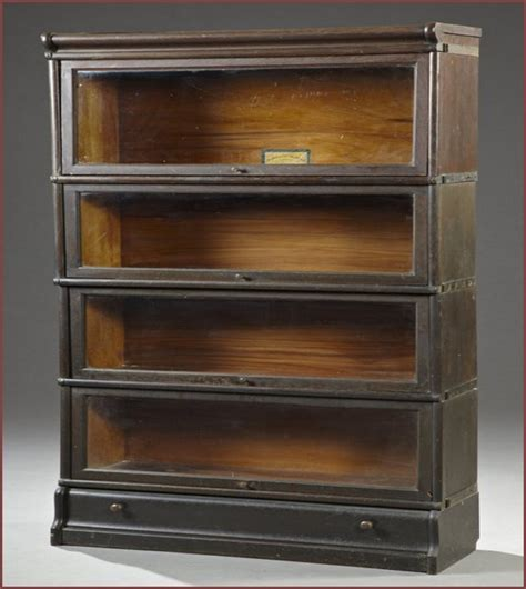 globe wernicke barrister bookcase ebay   home design ideas
