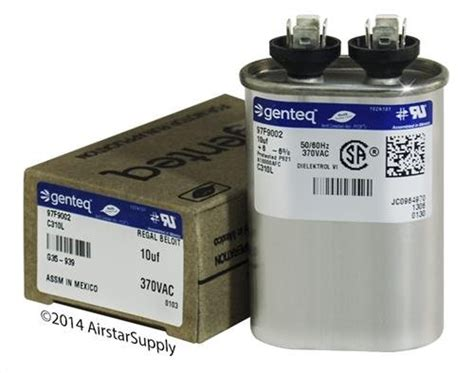 carrier ac capacitor lowes genteq capacitor quality 28 images ge capacitor 40 5 uf 440 volt z97f9838 97f9838 lowes