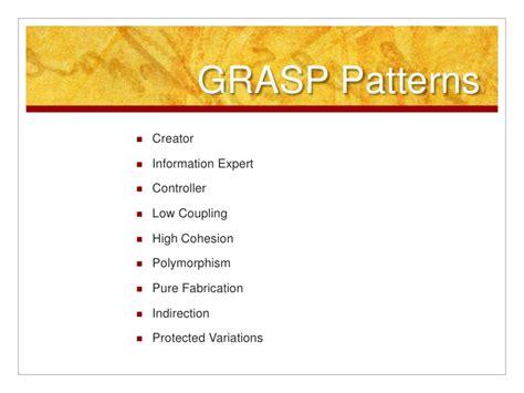 design pattern information expert how i learned to apply design patterns