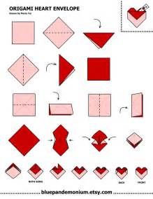 Origami Money Envelope - how to make an origami envelope origami paper