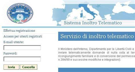 pec interno it pec ministero interno cittadinanza italian citizenship