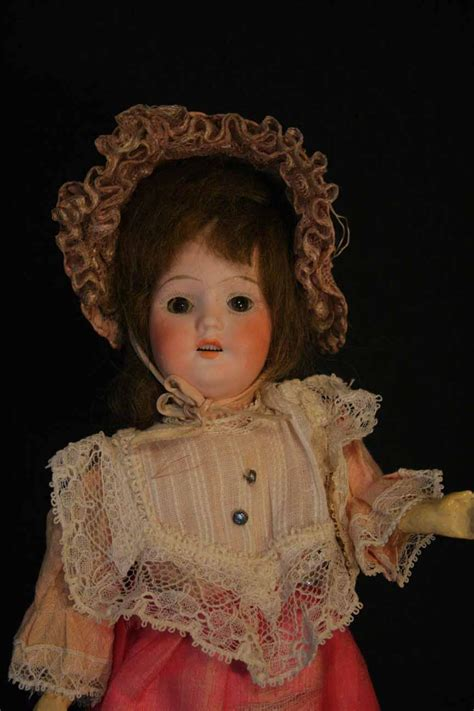 bisque doll made in germany gebruder heubach antique german bisque doll made in