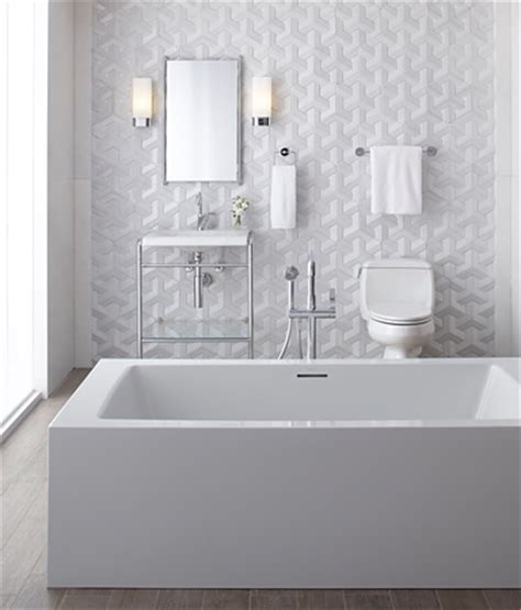 White Textured Bathroom Tiles by And Crisp White Bathrooms Pivotech