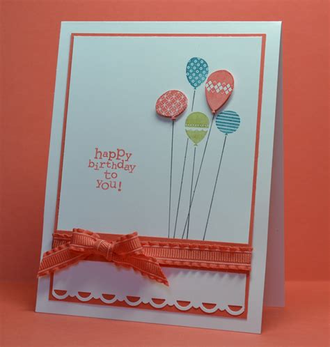 birthday card ideas for toddlers to make celebrating the