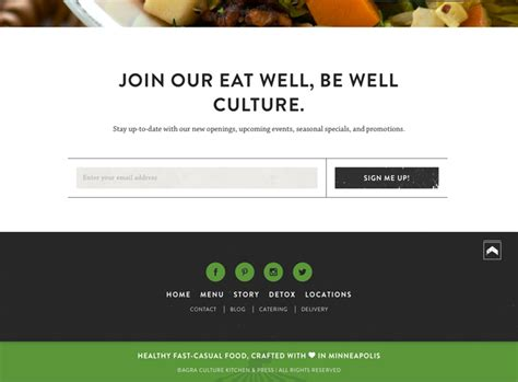 footer template html 15 tips for creating a great website footer top digital