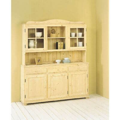 credenza stile country credenza country 3 ante
