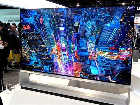 rollable oled tv  home brew heres  lg ces  roundup  buy blog