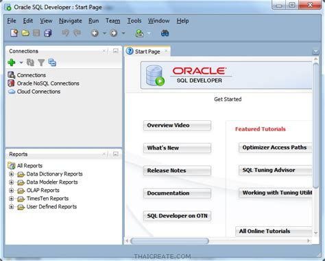 tutorial oracle sql developer tutorial on oracle sql developer ตอนท 3 ต ดต ง oracle sql