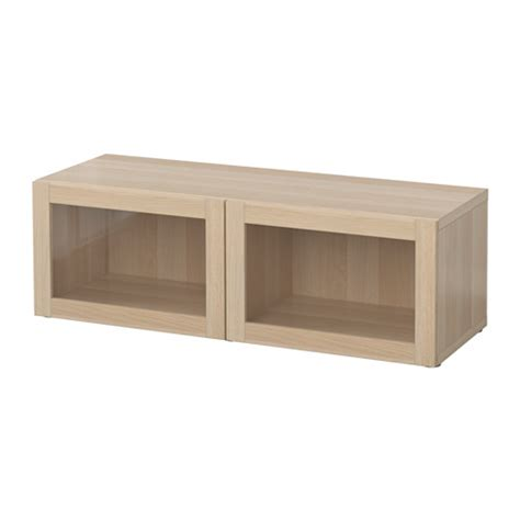 besta shelf unit with glass doors best 197 shelf unit with glass doors sindvik white stained