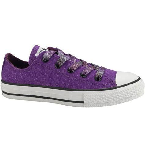 purple converse shoes for converse purple all oxford lace canvas shoes