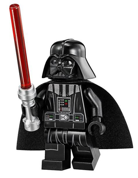 Snapback Starwars Darth Vader lego wars minifigur darth vader with lightsaber aus 75055 sw586 de