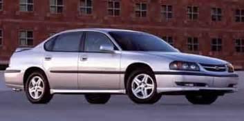 2004 chevrolet impala specs iseecars