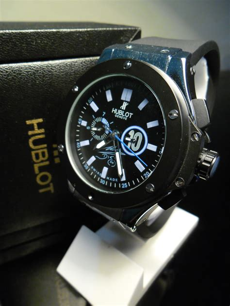 Jam Tangan Hublot Big King Power Steel Grade Aaa jam tangan hublot big king diego maradona kode barang