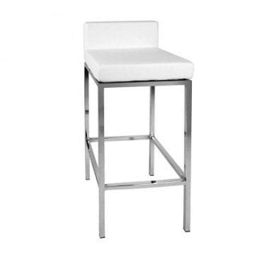 Bar Stools With Chrome Legs by Pu Leather Bar Stools Chrome Legs Lumber Furniture