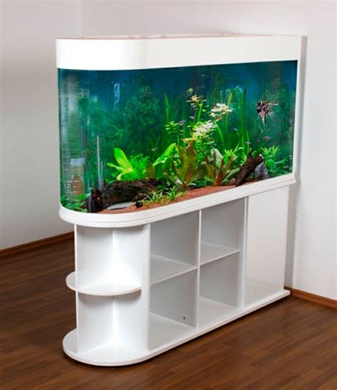Aquarium Room Divider Use Aquarium As A Room Divider 26 Exles One Decor
